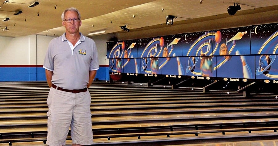 Atomic Bowl co-owner and managing partner Max Faulkner said future looks bright for the longtime Richland business.