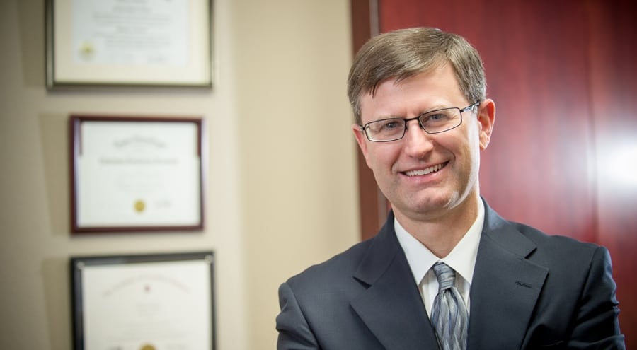 T. Michael Tallman is a certified financial planner and advisor at HFG Trust in Kennewick.