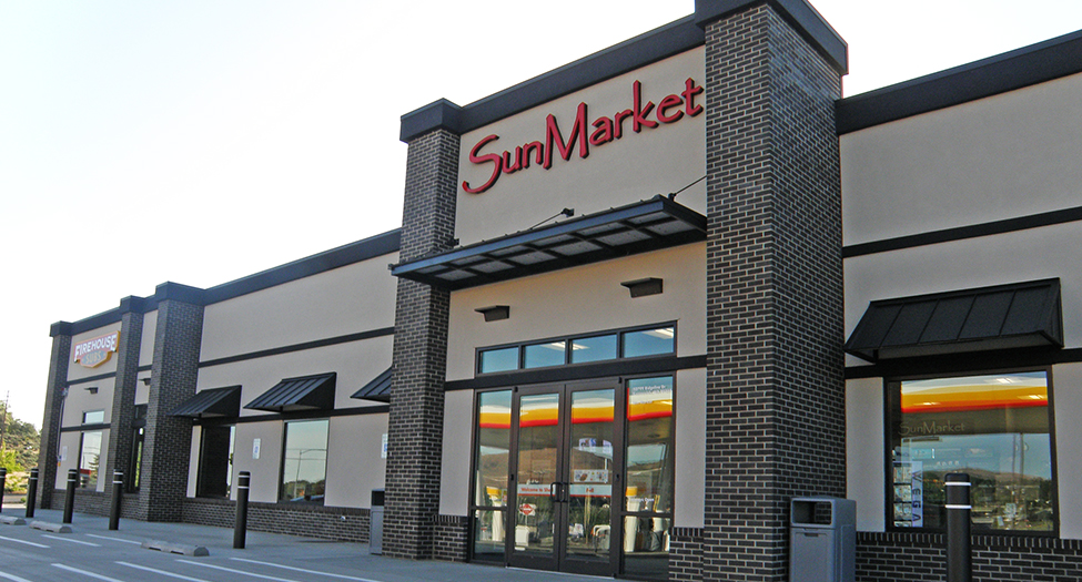 SunMarket and Firehouse Subs,  10799 Ridgeline Drive, Kennewick